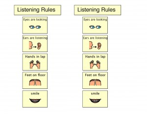 Listening Rules