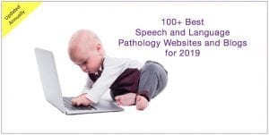 100 Best Speech and Language Blog 2019